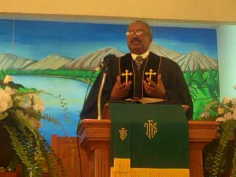 Pastor Charles Howard sermon-OUR HOPE IS NOT IN VAIN
