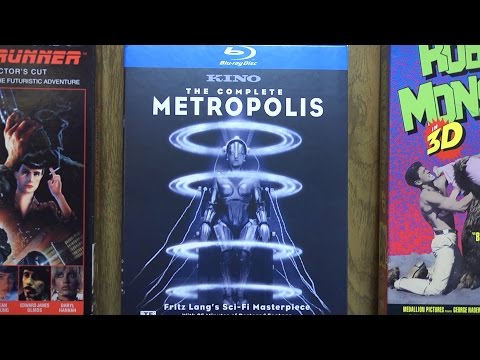 Metropolis (1927) Monster Madness X movie review #16