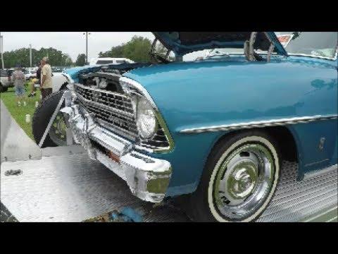 1967 Chevy II Nova Hardtop Blu SumterFG060417