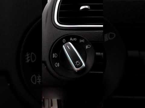 Как установить авто свет на Поло Седан и что для этого нужно )))