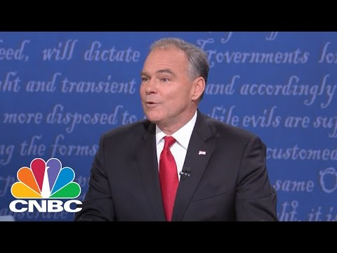 Tim Kaine: Vladimir Putin Is A Dictator, Not A Leader | CNBC