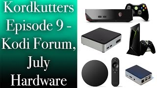 KordKutters Episode 9 - RC1, Forums, Hardware, and Logos