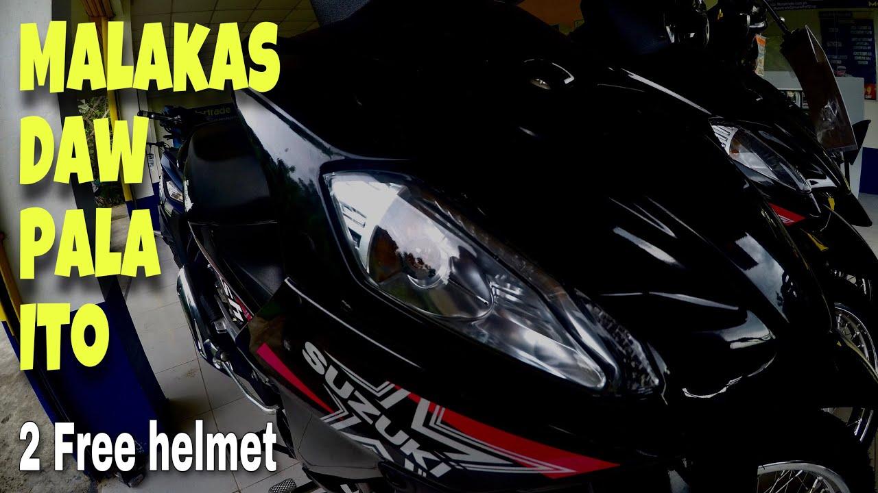 SUZUKI SMASH / WALANG KATULAD DAW ITO / Free 2 helmet pa