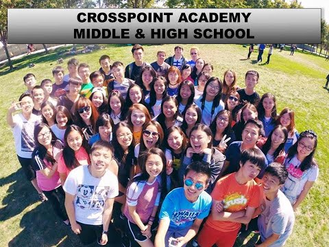 California Crosspoint Academy - Middle and High School extracurricular video 2019
