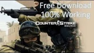 "COUNTER STRIKE SOURCE PC FULL GAME DOWNLOAD || NO SURVEY || TECH_2_TOY""S"