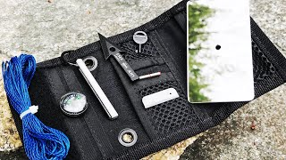 ESEE Escape & Evasion Kit Overview: Part 1