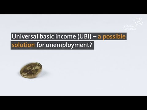 Is UBI a solution for unemployment?