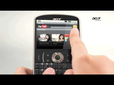 Acer Smartphone beTouch E130 Noona TVC.mpg