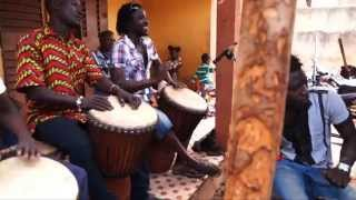 Session Acoustique - Adama Burkina - Morceau 3