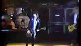 Britny Fox Long Way To Love Live Pittsburgh 1989