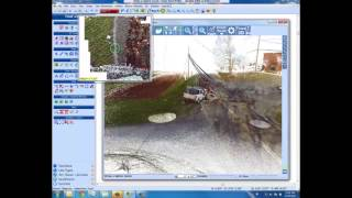 derik white on cad zone point cloud tools