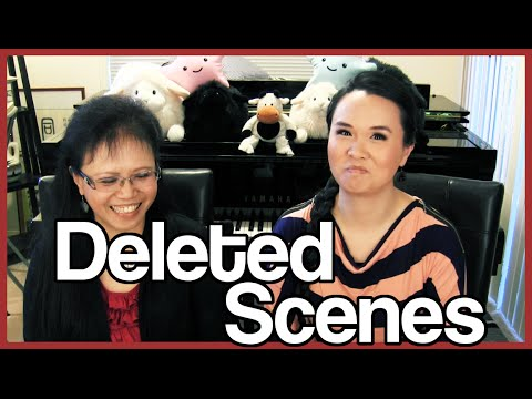 Deleted Scenes: I Teach Mom How to Play the Flute 3