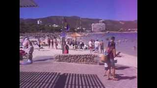 Palma Nova Palmanova Beach And Sea View Majorca Mallorca Spain