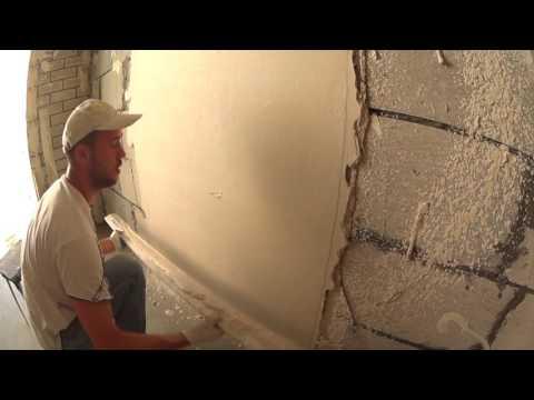 Механизированная штукатурка стен в Саратове