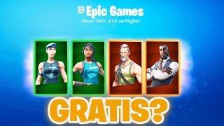 *NEW* FREE SKINS in the new UPDATE?! | Update Patch 8.30 | Fortnite Season 8