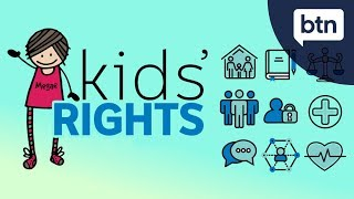 What Rights Do Kids & Young People Have? - Behind the News