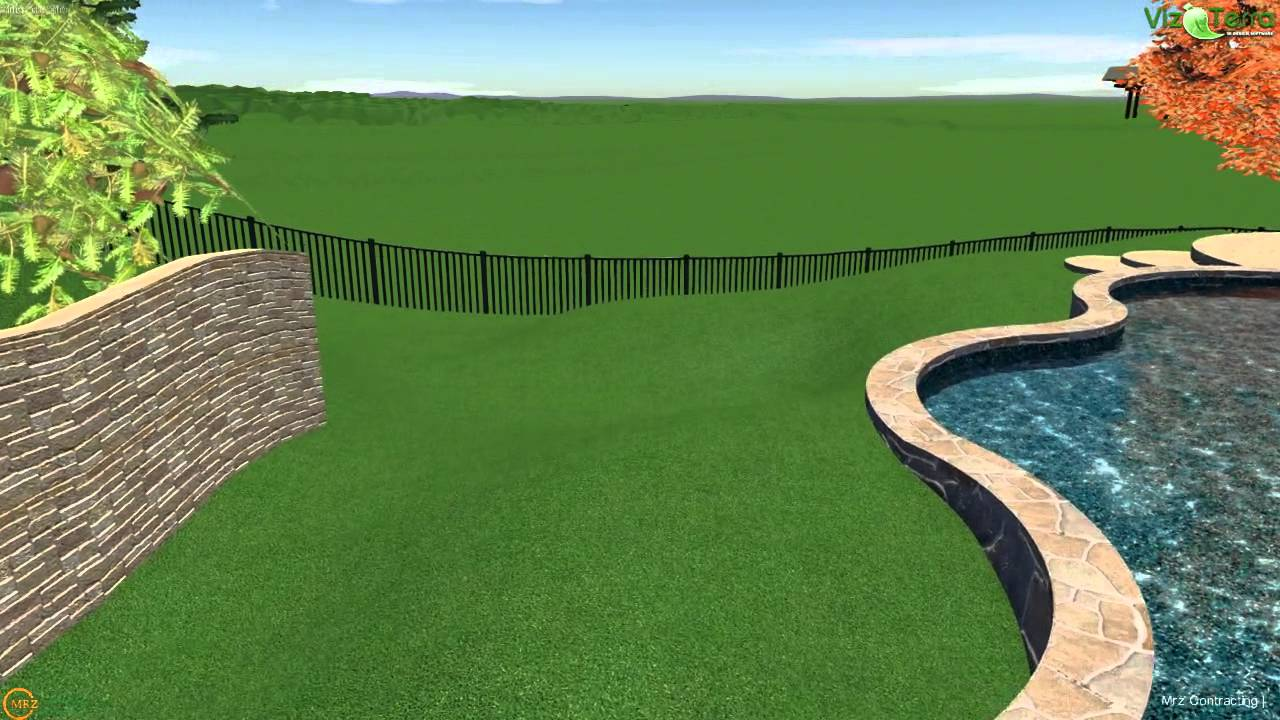 Landscape Design 3d Software