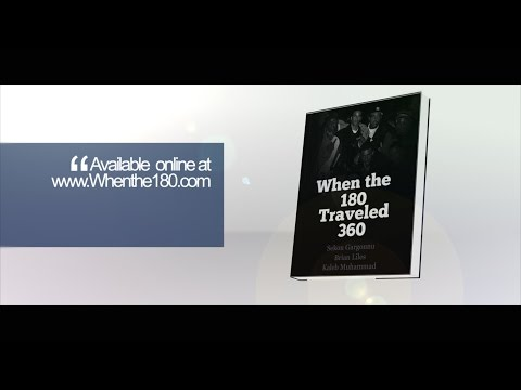 When the 180 Traveled 360 - Promotional Book Trailer