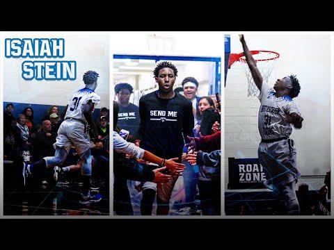 Isaiah Stein (Basketball Mix) - Class of 2022 Battle Creek Academy