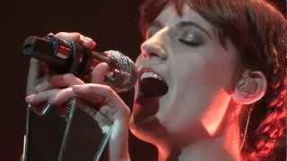 Florence + The Machine - Leave My Body - Alexandra Palace London - 08.03.12