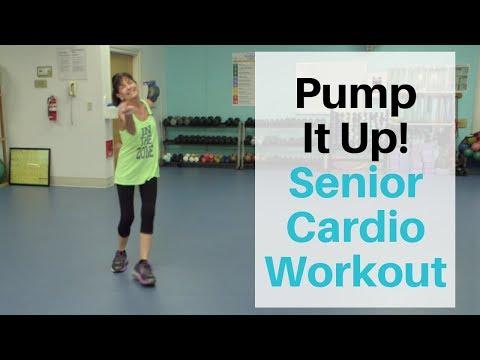 30 Minute Senior Cardio Workout
