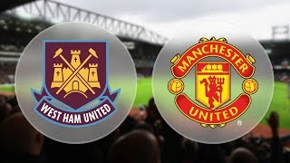 EPL: Final score of West ham vs Man United 3/1 football match today