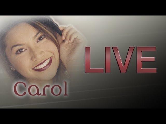Live Radio: Carol Banawa Non-Stop Songs (Carol, Vol. 2 Album)
