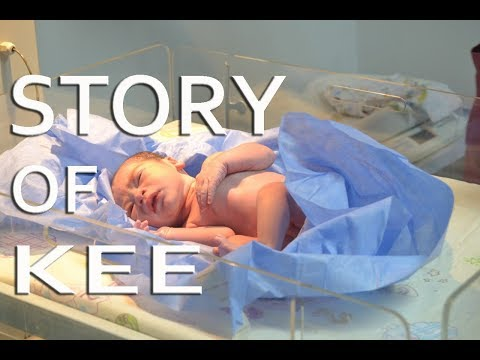 CUVLOG#8 - WELCOME TO THE WORLD BABY KEE #storyofKee