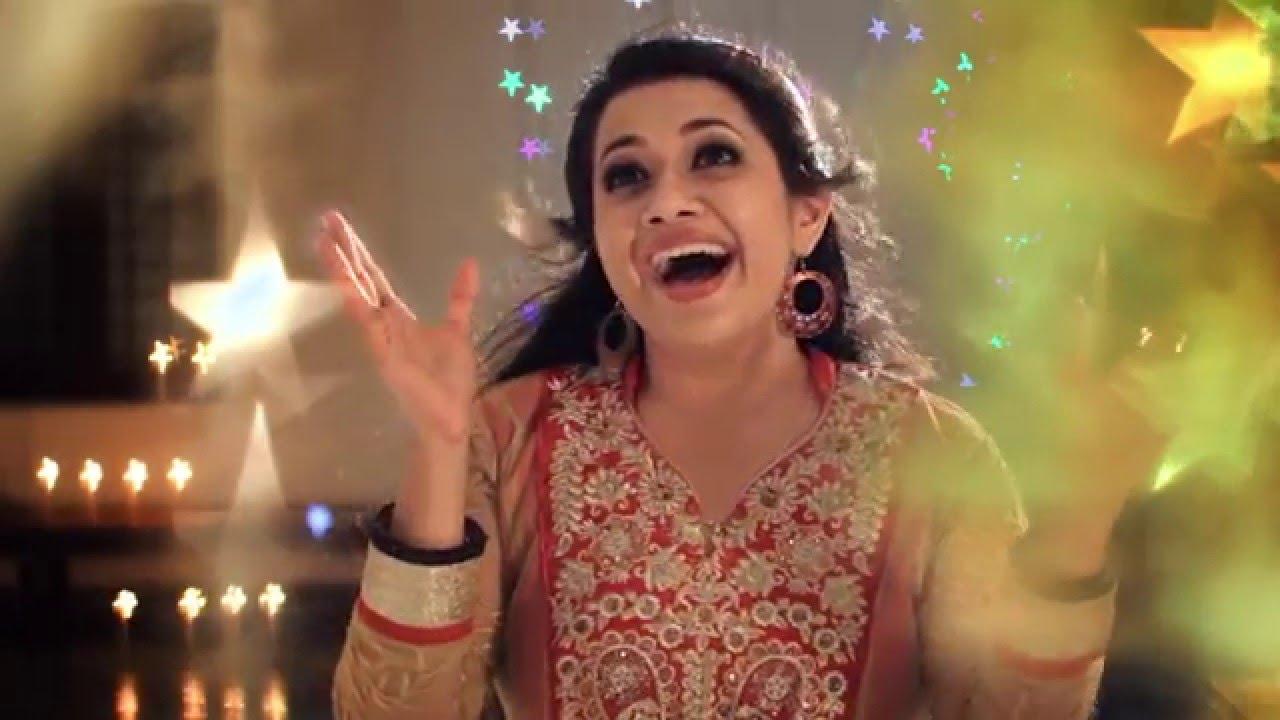 1st Day Of Christmas Song >> Christmas Bells Are Ringing | Bijibal | R Venugopal | Radhika Sethumadhavan - YouTube