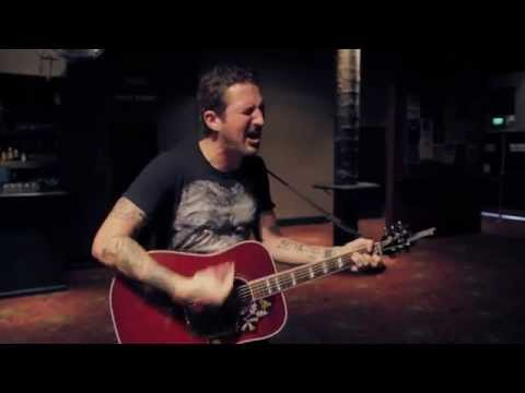 TAKE COVER SESSIONS: Frank Turner - The Next Storm - YouTube