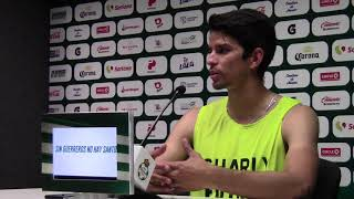 embeded bvideo Rueda de Prensa: Emilio Orrantia - 14 Junio