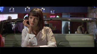 pulp fiction film review - 3/100