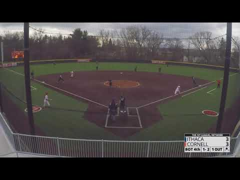 Highlights: Cornell SB vs Ithaca College -4/25/18