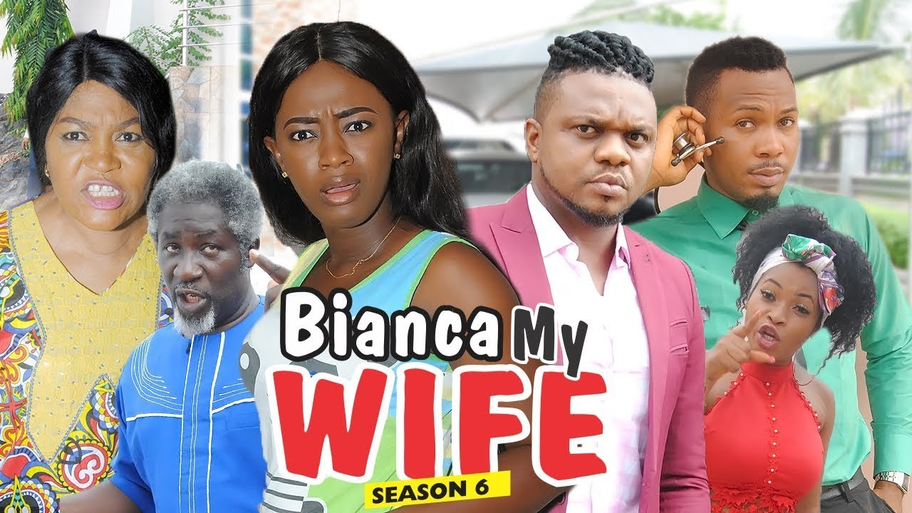 Download BIANCA MY WIFE 6 - 2018 LATEST NIGERIAN NOLLYWOOD MOVIES || TRENDING NOLLYWOOD MOVIES