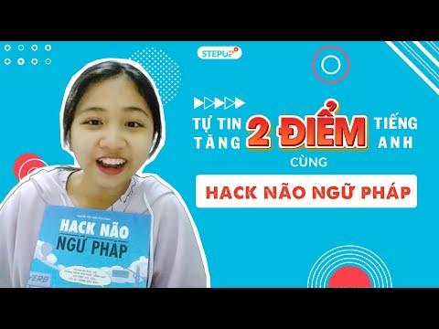 download sách hack não 1500 từ tiếng anh pdf - Học viên nói gì sau khi học sách Hack Não Ngữ Pháp | Nguyễn Lâm Ngọc Như Ý