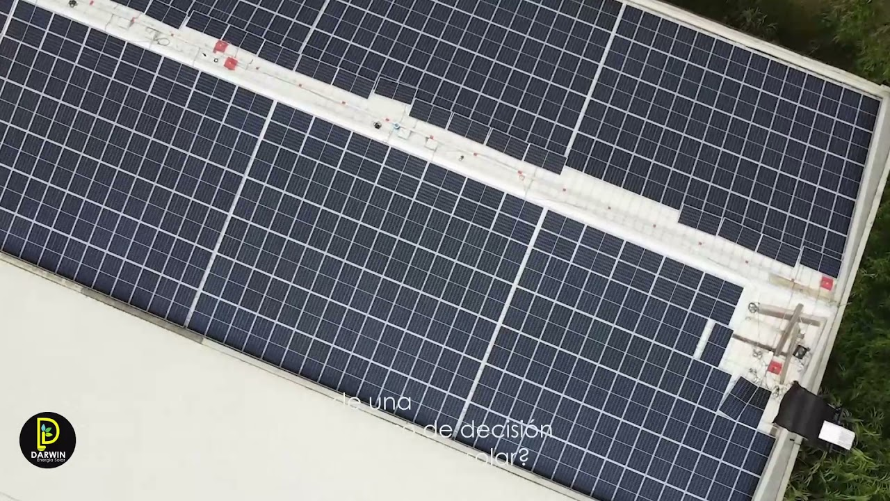 Caso de éxito, sistema de energía solar fotovoltaica implementado en Plásticos Minipet