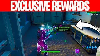 All Fortbyte Locations! New Exclusive Rewards 1-100 Now! -Fortnite Battle Royale