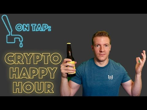Crypto Happy Hour - Markets Steady, Altcoins Bouncing