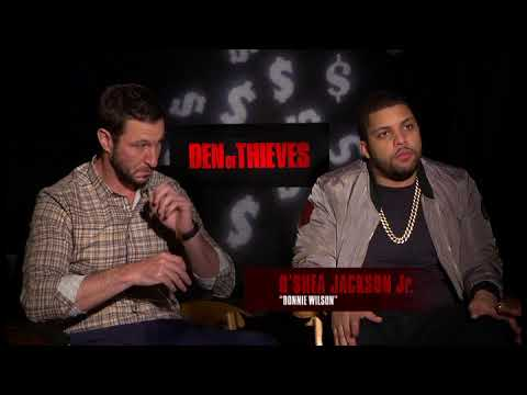 Exclusive : Bonus Features  with Pablo Schreiber and O'Shea Jackson