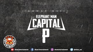 Elephant Man - Capital P - January 2019