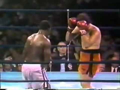 """""""Larry Holmes vs Tex Cobb - 4/4"""""""
