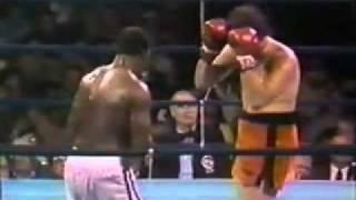 Larry Holmes vs Tex Cobb - 4/4