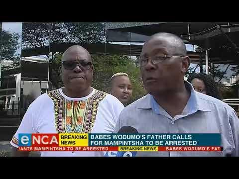 Babes Wodumo's father speaks