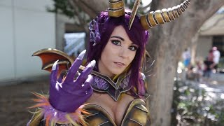 ANIME EXPO 2016 COSPLAY PART 1