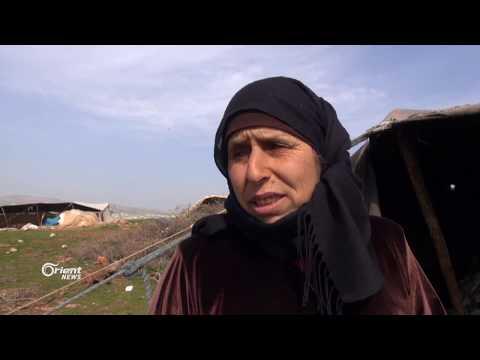 ريف حماة قصة أحدى اسر النازحين من الحصار والقتل  - 22:21-2018 / 2 / 19