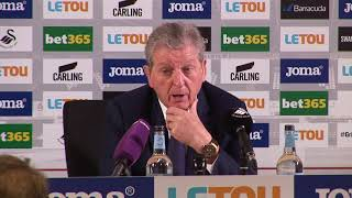 Hodgson 'pleased' with Palace form
