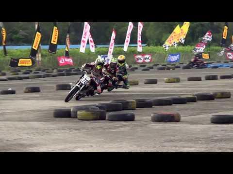 qtt supporting kelas Sport 155 cc 2 T (motoprix seri 2 padang 2018 )