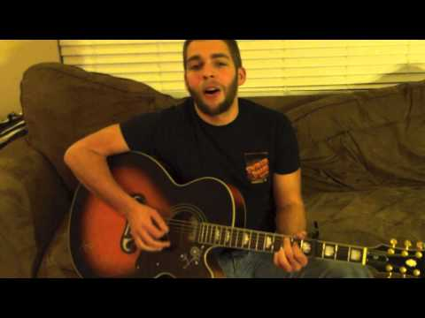 I hold on- Dierks Bentley Cover