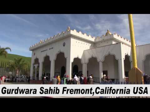 Gurbani Kirtan-Gurdwara Sahib Fremont , CA (USA)