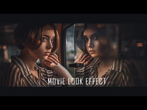 Photoshop Tutorial : MOVIE LOOK EFFECTS IN PHOTOSHOP thumbnail